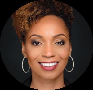 Tanisha Jackson portrait circle