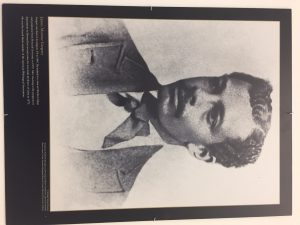 14 Black Classicists exhibit postcard