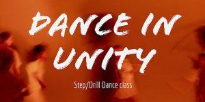 Dance in unity.